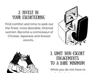 A Gentleman's Guide To Escorteering.