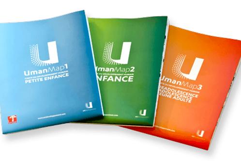 Collection cartes UmanMap
