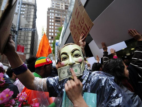 #RevolutionIsSexy: Occupy Wall Street 7th Anniversary: The Irony and Influence of OWS