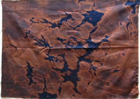 Bleached cloth
