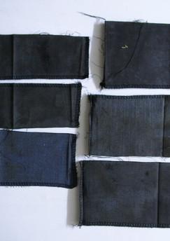 Bleached cloths