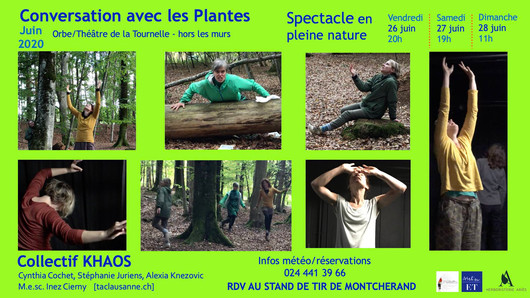 Spectacle 26-27-28 juin 2020