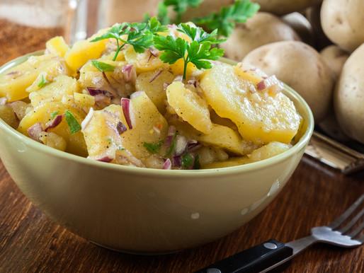 Der perfekte Schwäbische Kartoffelsalat