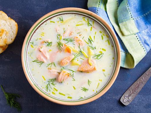Weißwein Fisch-Fumet