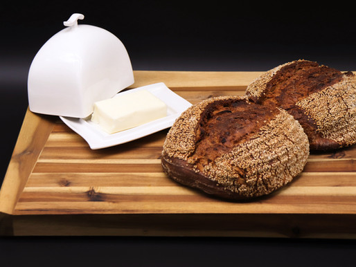 Schwäbisches Linsen-Brot