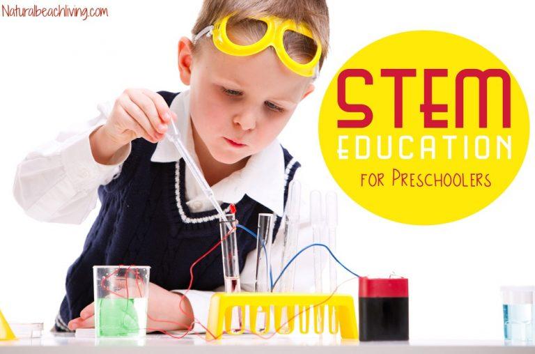 STEM Education for Preschoolers – Id