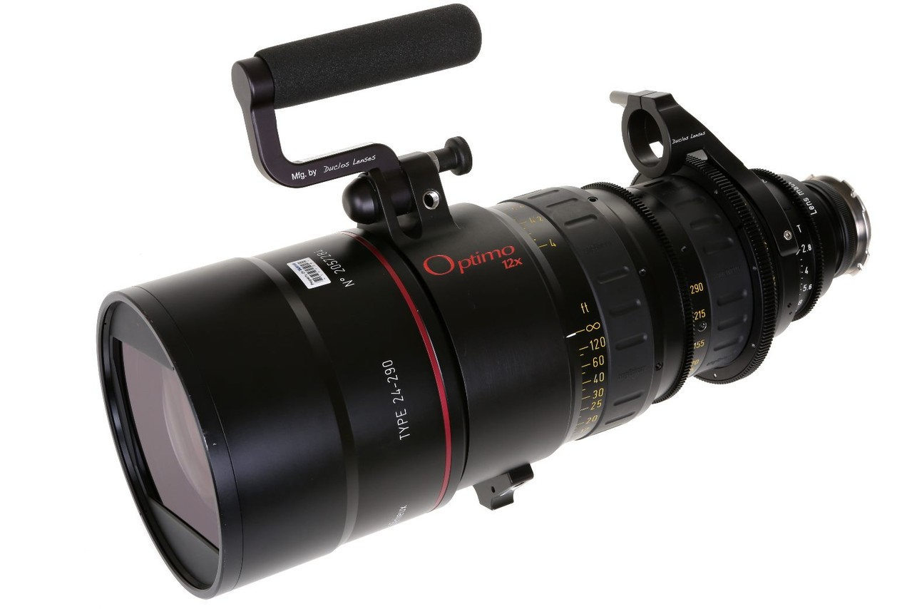 Angenieux Optimo 24-290 T2.8 lens