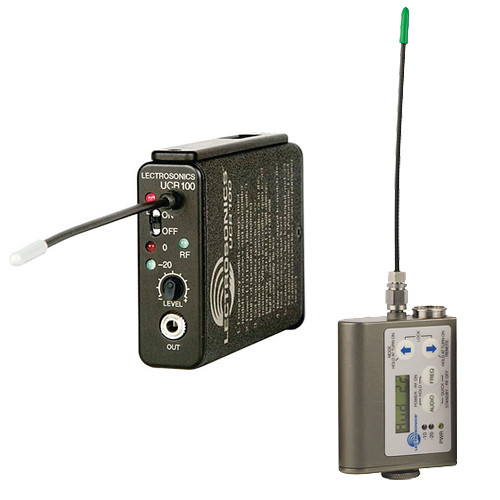 Lectrosonics_UCR100_Wireless_Microphone_