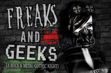 Freaks N Geeks needs you!