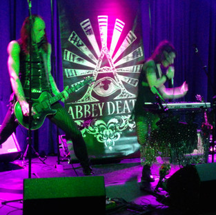 Abbey Death - 10.13.19 @ Fete Music Hall