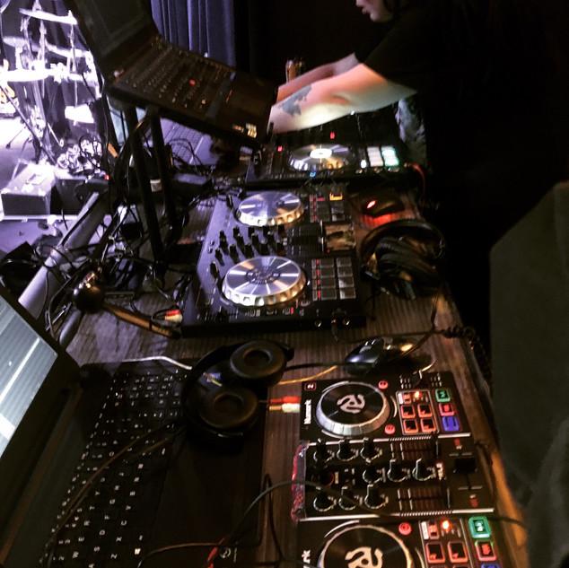 DJ Siren (Photographer: Trilobyte)