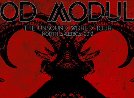 God Module: The Unsound Tour 2019