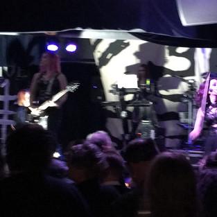 The Crüxshadows (Photographer: Trilobyte)
