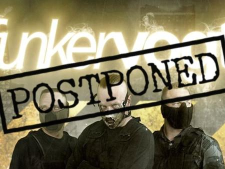 Funker Vogt show postponed!