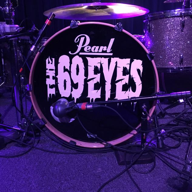 The 69 Eyes (Photographer: Trilobyte)