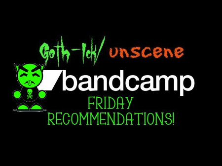 Bandcamp Friday Must Haves