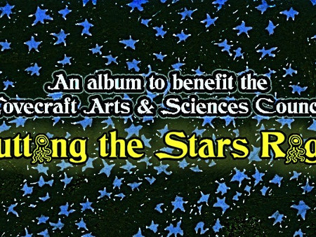 'Putting the Stars Right' is now available for pre-order on Bandcamp