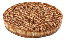 10 Inch Apple Crumble Cheesecake_burned.
