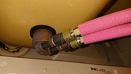 追い焚き配管