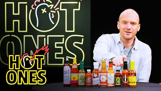 First We Feast: Hot Ones