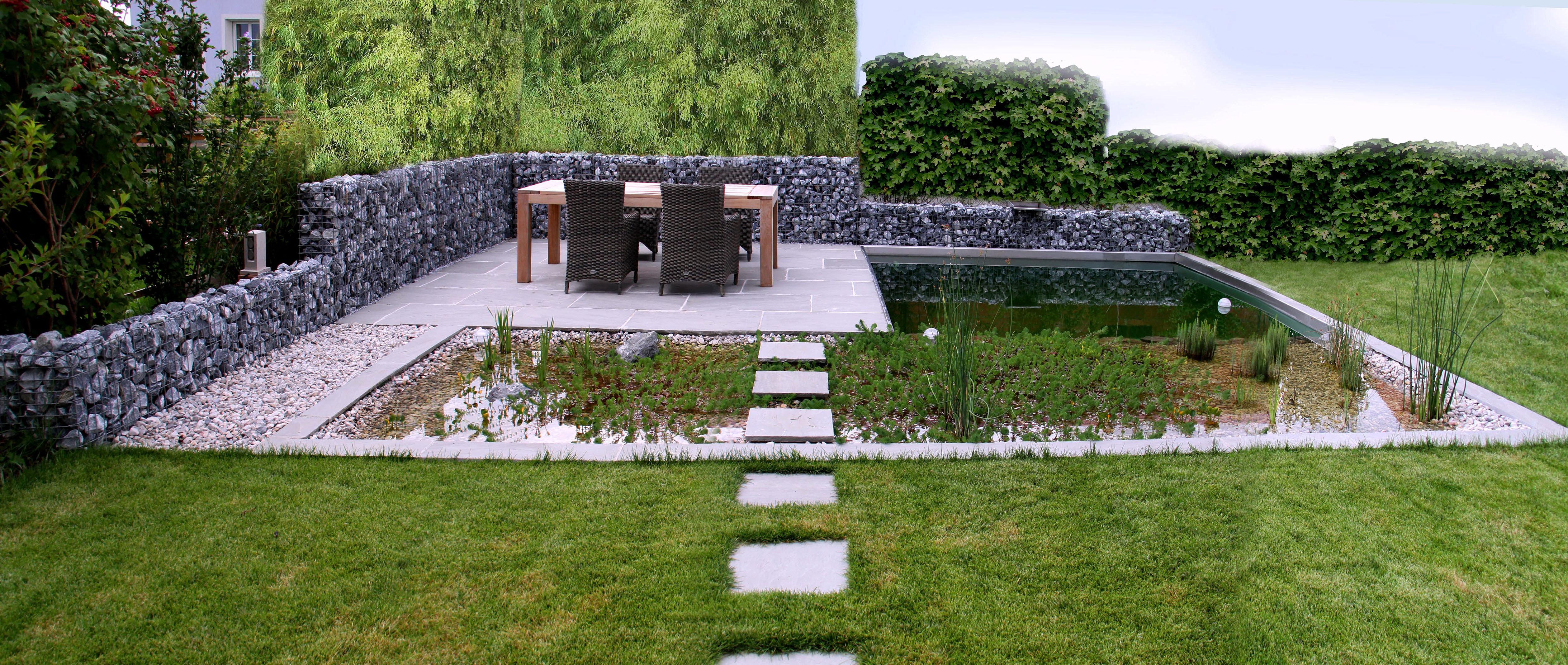 Naturpool Tattendorf Gartengestaltung Peter Reinisch