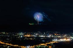 第74回指宿温泉祭 花火大会の延期について