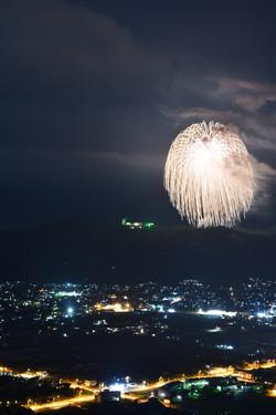 指宿温泉祭 花火打ち上げについて