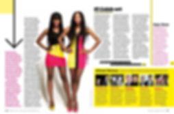Women's Health magazine Venessa Dace