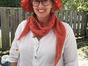 Seasilk scarf
