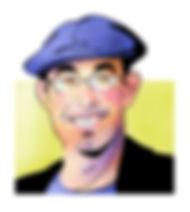 Portrait of Daniel Nurgitz by Anthony Jenkins