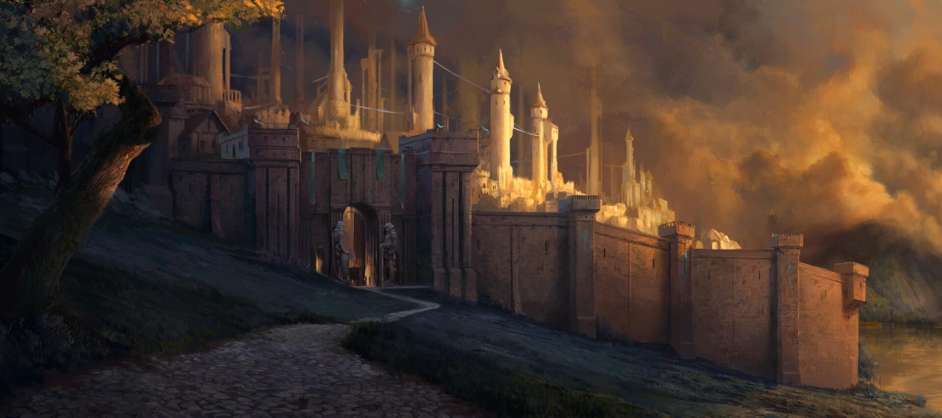 Silverin, City of Legends