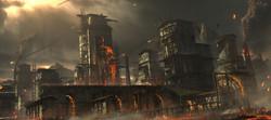 Exire, the Molten City