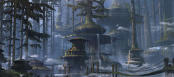 Vey, City of Trees