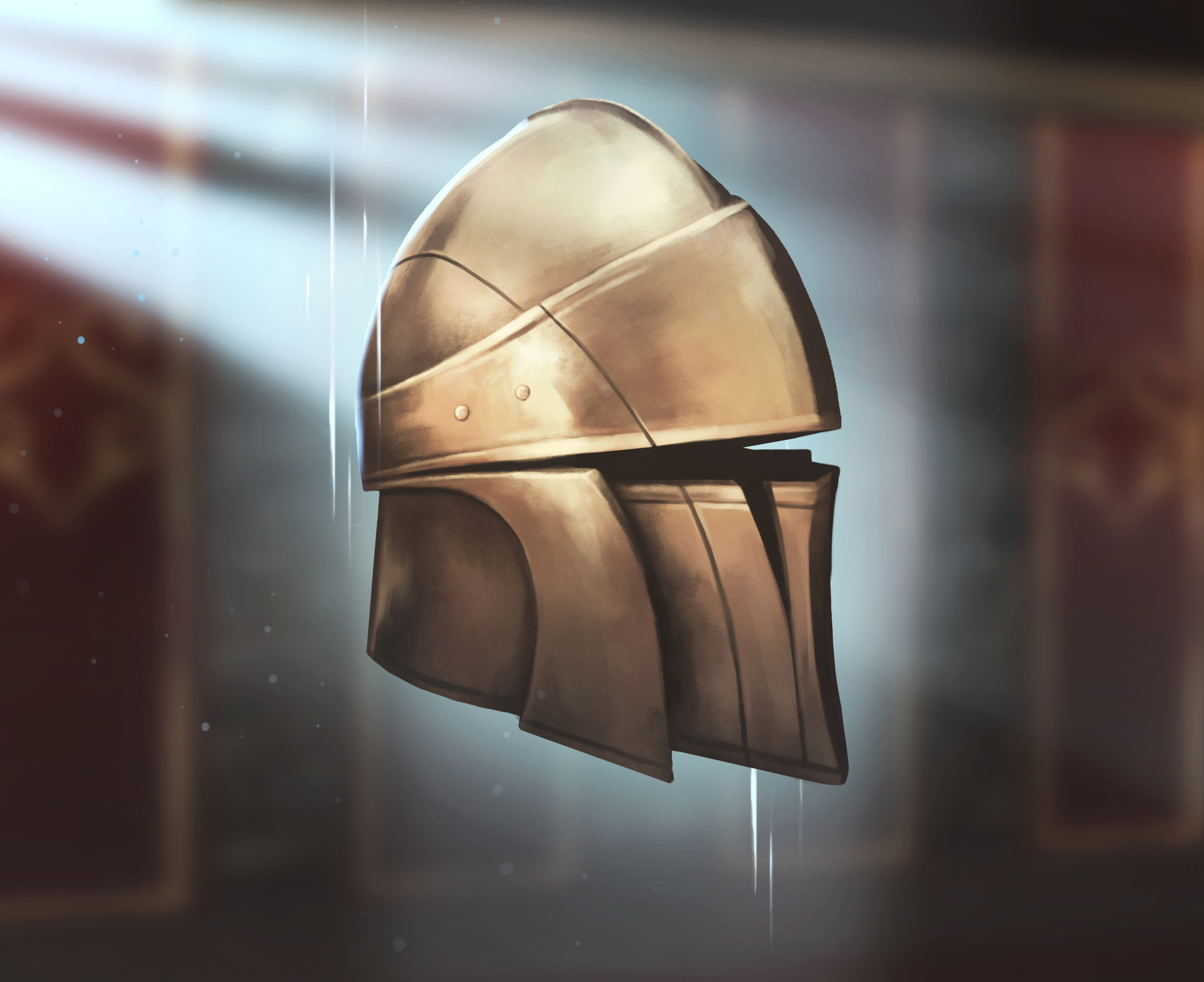Enchanted Helm