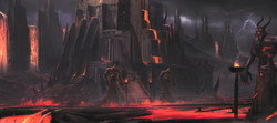 Demonic Temple of Sykk