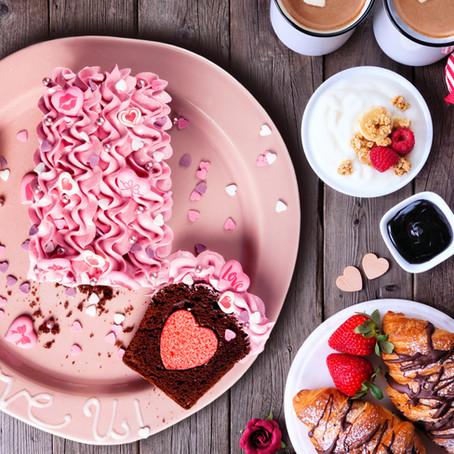 REZEPT: Surprise Schoko-Kuchen mit Himbeer-Creme