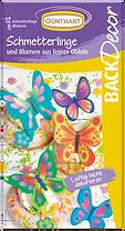 BackDecor Schmetterlinge aus Oblaten