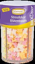 BackDecor Streudekor blütentraum aus verschiedenen streudekore