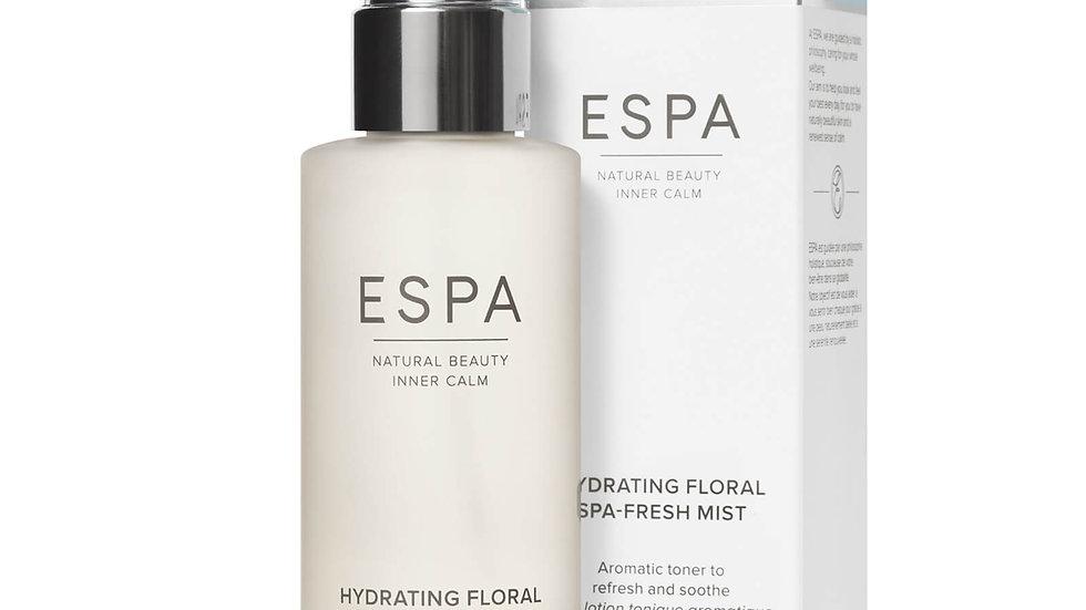 Hydrating Floral Spa-Fresh Mist