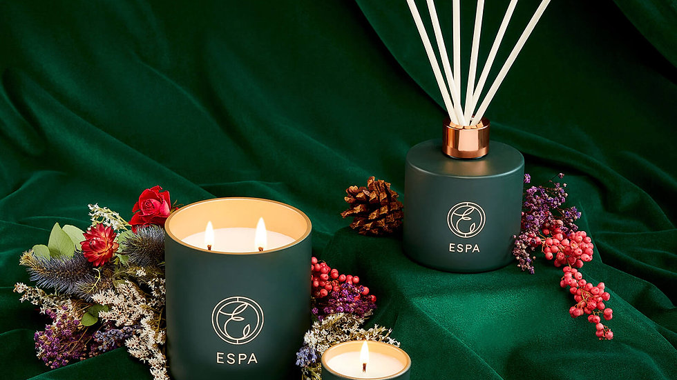 Winter Spice Luxury Candle