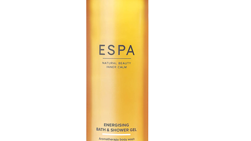 Energising Bath & Shower Gel