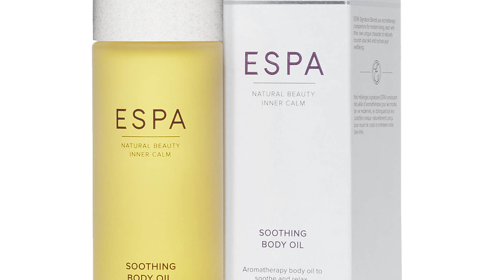 Soothing Bath & Body Oil