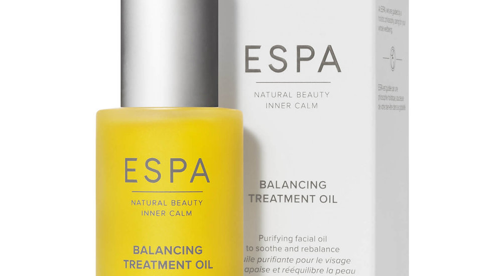 Balancing Treatment Oil
