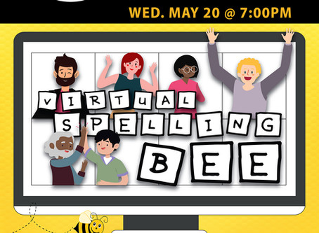 Reaching Heights Community Spelling Bee was Online Fun