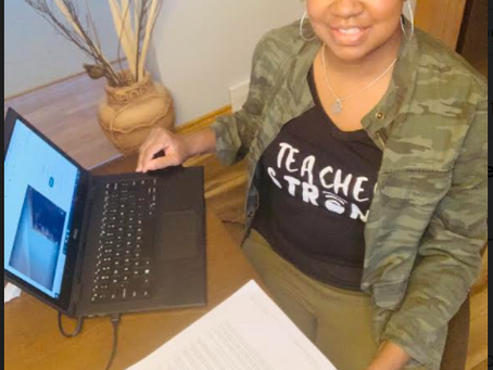 A Week In The Life of Fourth Grade Teacher, Machelle Moultrie