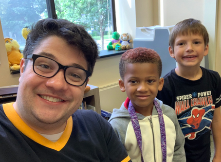 A Week In The Life of Patrick Carpenter, Principal of Noble Elementary School