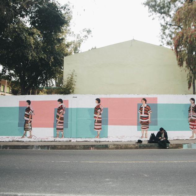 Hila-bana Street Art