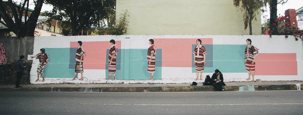 Hila-bana 2017 Mural