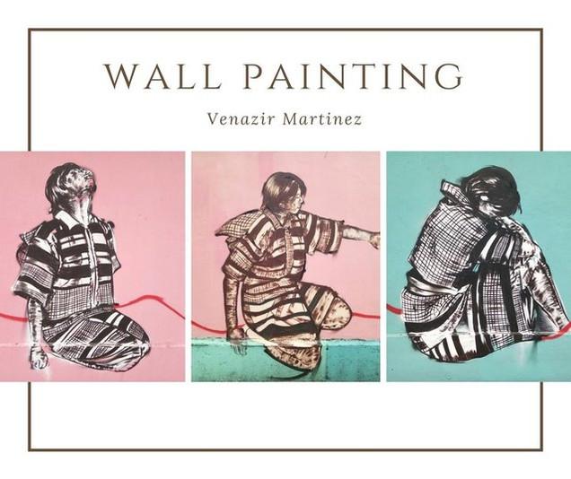 Wall Art: Cordilleran Inspired (art by Venazir Martinez)