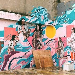 Maka Fest Mural